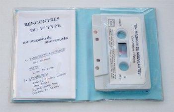 Rencontres du 1er Type cassette