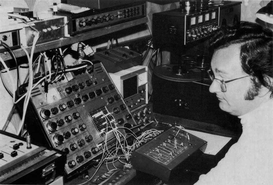 Josef Otto Mundigl Elektronische Musik