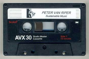 Peter Van Riper – Sustainable Music cassette side 1