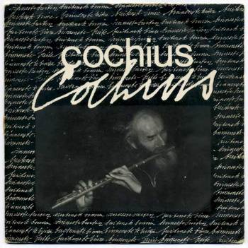 Cochius – self-titled LP front cover