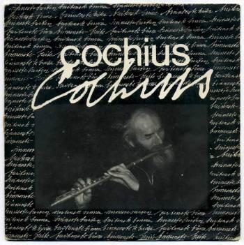 Cochius – self-titled LP front cover