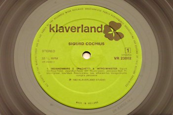 Cochius – self-titled LP side 1