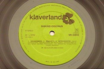 Cochius – self-titled LP side 1