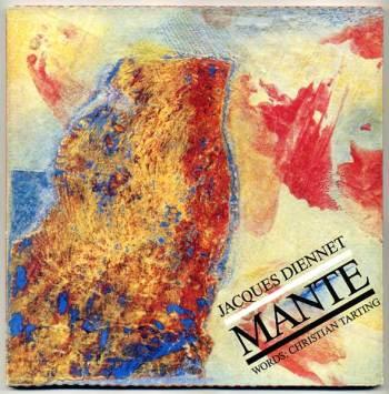 Jacques Diennet - Mante 2xLP front cover