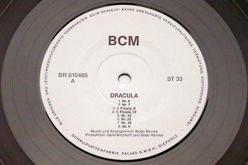 Bodo Reinke - Faustus Nostalgicus & Dracula LP side A