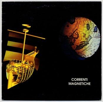 Ricardo Sinigaglia - Correnti Magnetiche LP front cover