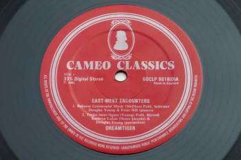 Dreamtiger – East-West Encounters LP side 1