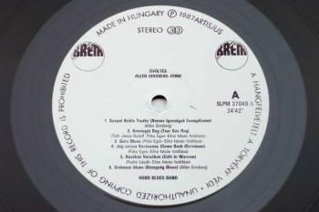 Allen Ginsberg & Hobo – Üvöltés LP side A