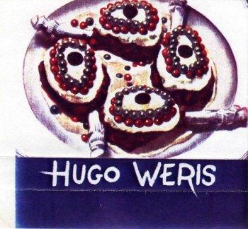 Hugo Weris - Nouvelle Recette cassette cover