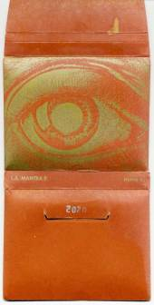 LA Mantra II front cover