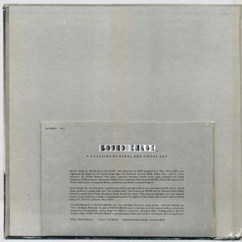 Sound Image LP cover spread