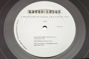 Sound Image LP side 1