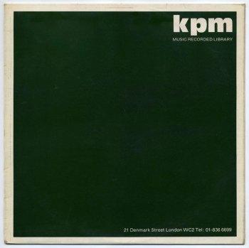 Dave Vorhaus - The Vorhaus Sound Experiments LP front cover