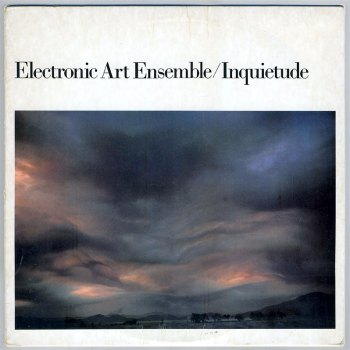 Electronic Art Ensemble - Inquietude LP front cover