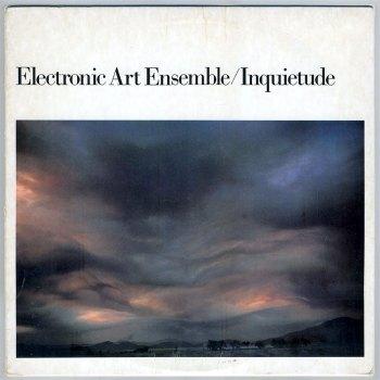 Electronic Art Ensemble - Inquietude LP front cover