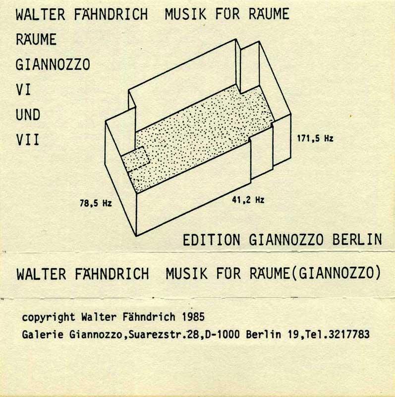Walter Fhndrich Musik Fr Rame Giannozzo Continuos Weblog