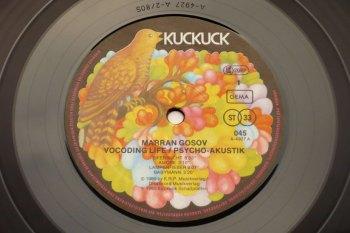 Vocoding Life/Psycho-Akustik LP side A
