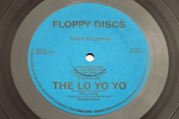 The Lo Yo Yo - Extra Weapons LP side 1