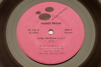 Various - Lovely Little Records, Maggi Payne side A