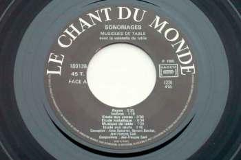 Jean-François Gaël - Musiques de table 7-inch side A