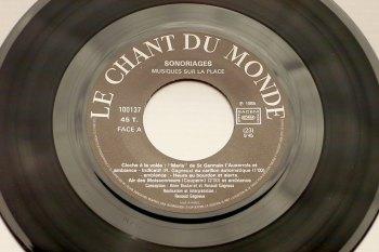 Renaud Gagneux – Musiques sur la Place 7-in side A
