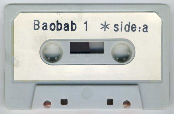 Baobab issue #1 side A