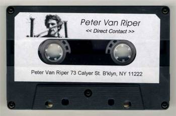 Peter Van Riper - Direct Contact k7 side 1