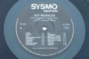 Guy Bezançon – Periplos LP side A