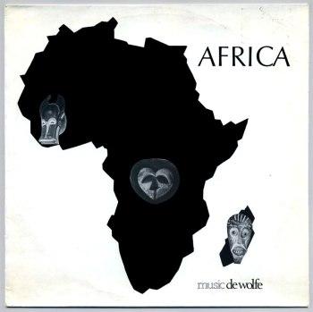 De Wolfe - Africa LP front cover