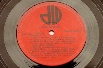 De Wolfe - Africa LP side A