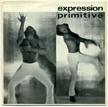 Herns Duplan - Expression Primitive LP front cover