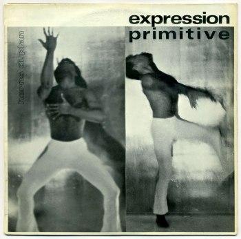 Herns Duplan - Expression Primitive LP front cover