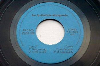El Jardi de les Delicies 7-inch record side 2