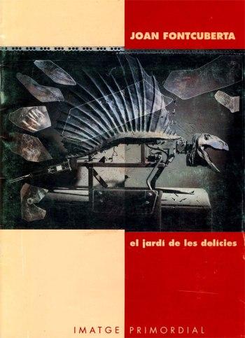 El Jardi de les Delicies booklet cover