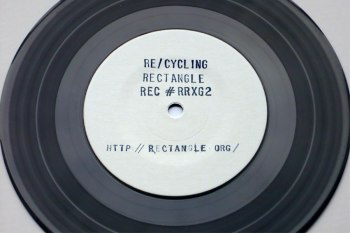 Xavier Garcia - Re-Cycling Rectangle side A