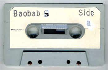Baobab issue #9 – Altagor cassette side A