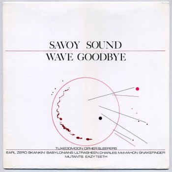 Savoy Sound Wave Goodbye LP front cover
